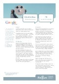Regus Case Study: Google Portugal