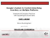 Google control system part 1 mobile