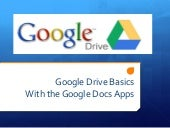 Google Docs Apps Basics