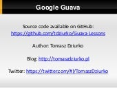Google guava - almost everything you need to know