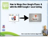Google maps   how to merge google p...