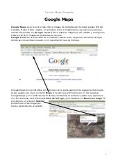Manual sobre Google maps