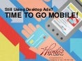 Time to Go Mobile with Google Mobile Ads