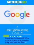 Google v Local Lighthouse Corp Lawsuit Filings SEPT 2015