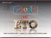 Google vs eto_webre