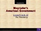 Government chapter 13 powerpoint