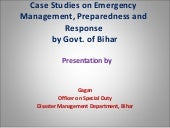 "A Presentation on "" Emergency Manag..."
