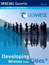 Let´s GOWEX - Shareholders Bulletin...