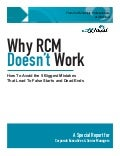 Why RCM Doesn't Work Report - Digital Version