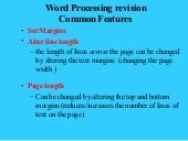 GPP Word Processing