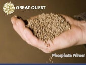 Great Quest Phosphate Primer