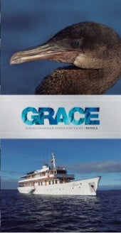 M/Y Grace: A Galapagos Expedition Y...