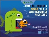 Gradle como alternativa a maven