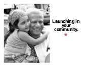 Grameen  America  Launching