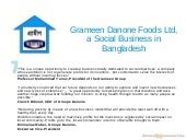 Grameen Danone June 2009