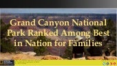 Grand Canyon National Park Ranked Among Best in Nation for Families