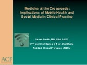 Digital Health: Medicine at the Cro...