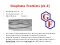 Graphene frontiers lecture 2 bus model canvas