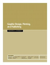 Graphic design. printing and publis...