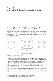 Graph theory with algorithms and it...