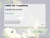 GRASS GIS 7 capabilities: a graphical overview