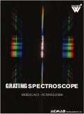Grating Spectroscope by ACMAS Technologies Pvt Ltd.