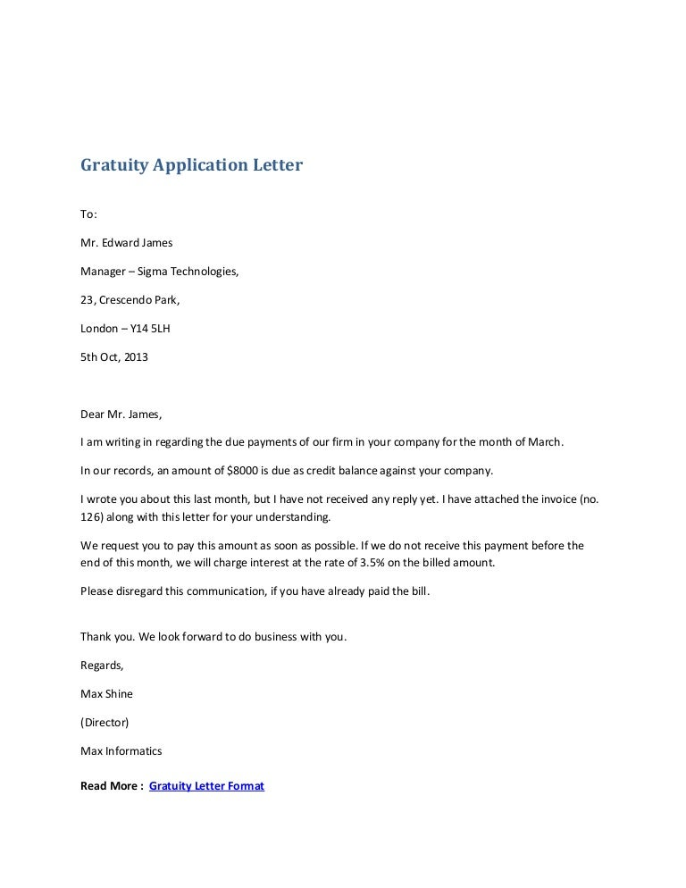 application letter for cheque book