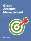 Sales White Paper: Great Account Management