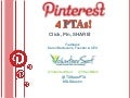 Pinterest for Your PTA
