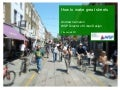 Movement for Liveable London Street Talks - Andrew Cameron 14th June 2011