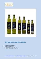 Grecian Gold  Olive Oil