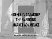 Greece Is A Startup: The Emerging M...