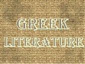 Greek Literature1