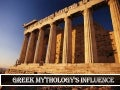Greek Mythology's Influence
