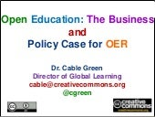 Open Education: The Business & Poli...