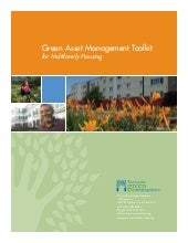 Green Asset Management Toolkit: for...