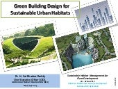 Green building design for sustainab...