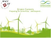 Green Careers Panel Discussion   Final