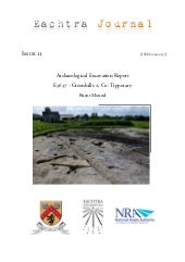 Archaeological Report - Greenhills ...