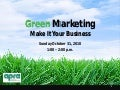 Green marketing