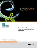 HCLT Whitepaper: Green Product Development Key for the Survival Current Challenges