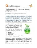 Green Retailing: The battlefield for customer loyalty just got greener