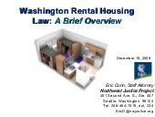 Rental Housing Overview