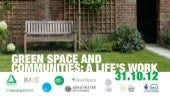 Green Space and Communities: A Life...