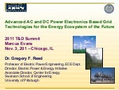 Advanced AC and DC Power Electronic...