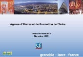 Grenoble Isere General Presentation...