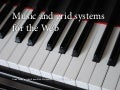 Music and grid systems for the Web