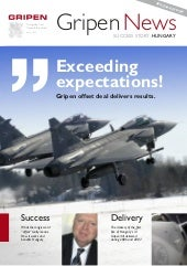 Gripen Success Story Hu Low