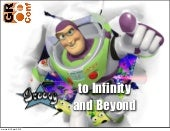 Groovy to infinity and beyond - GR8...