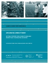 Grounding green power